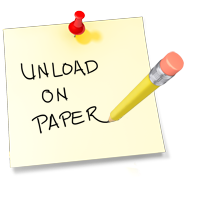 Unload on Paper