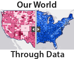 Our World Through Data